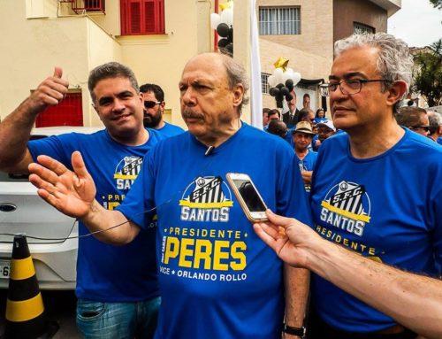 Carta aberta aos candidatos do Santos