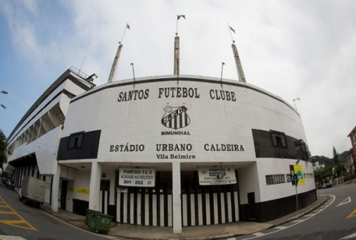 Em homenagem a Pelé, sorteio da Libertadores terá live da Vila