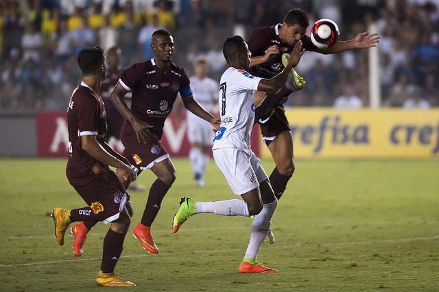 Santos estreia no Paulistão no dia 19, na Vila Belmiro