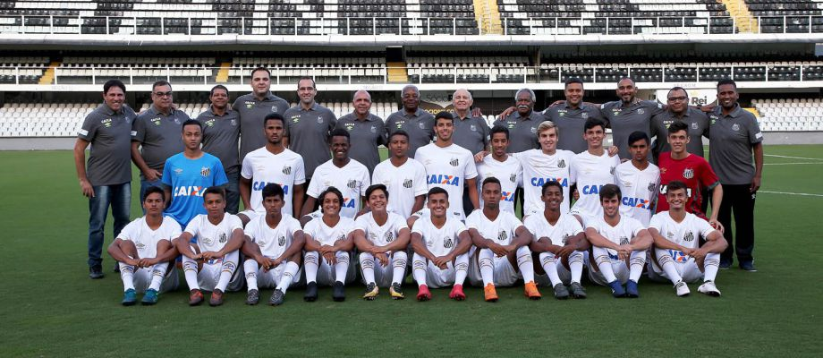 Santos promove encontro de gerações antes do Mundial Sub-17