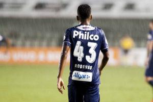 d582df1212 Número 43 é o mais solicitado pelo santista na hora de comprar uma camisa  oficial (Crédito  Ivan Storti Santos FC)