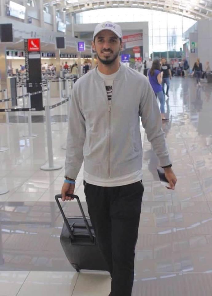 Ruiz chega neste domingo e torcida prepara recepção