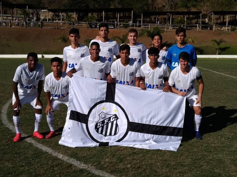 Santos perde para o América-MG, mas se classifica na Taça BH