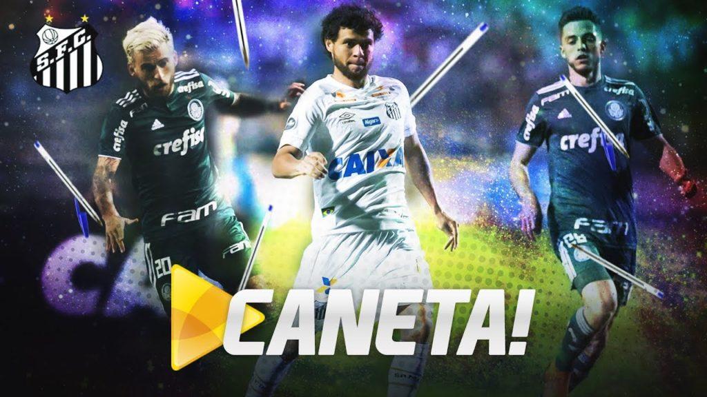 Vanderlei isenta, mas Santos provoca Lucas Lima em vídeo