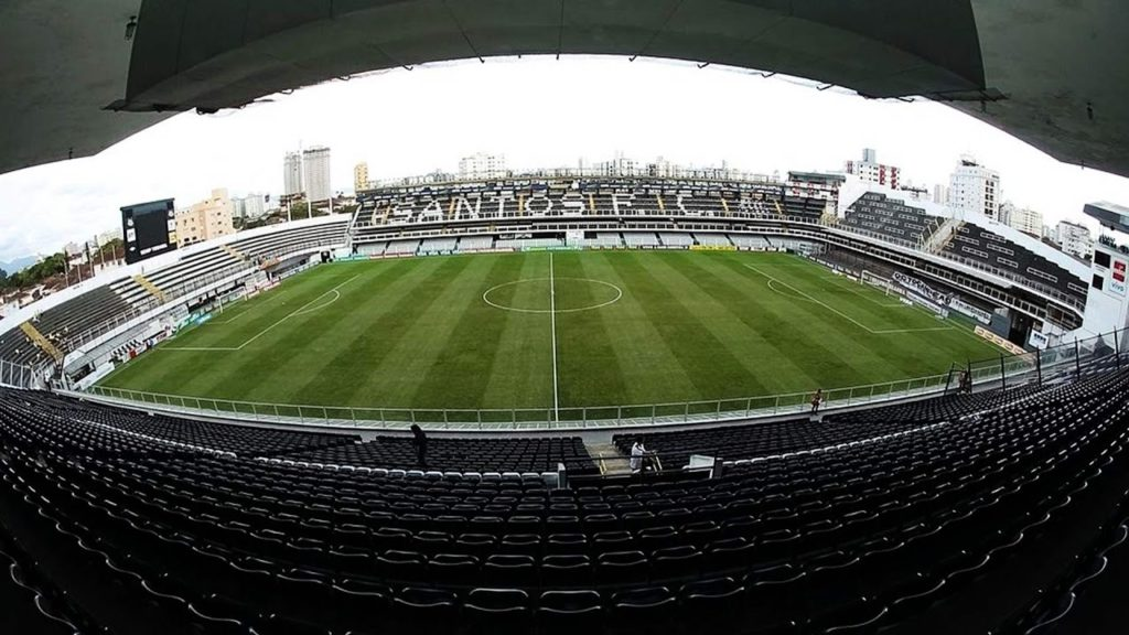 Santos abre venda de ingressos para domingo nos postos físicos