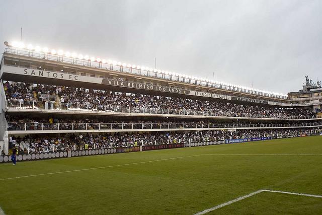 CBF confirma jogos com Botafogo e Atlético-MG para Vila