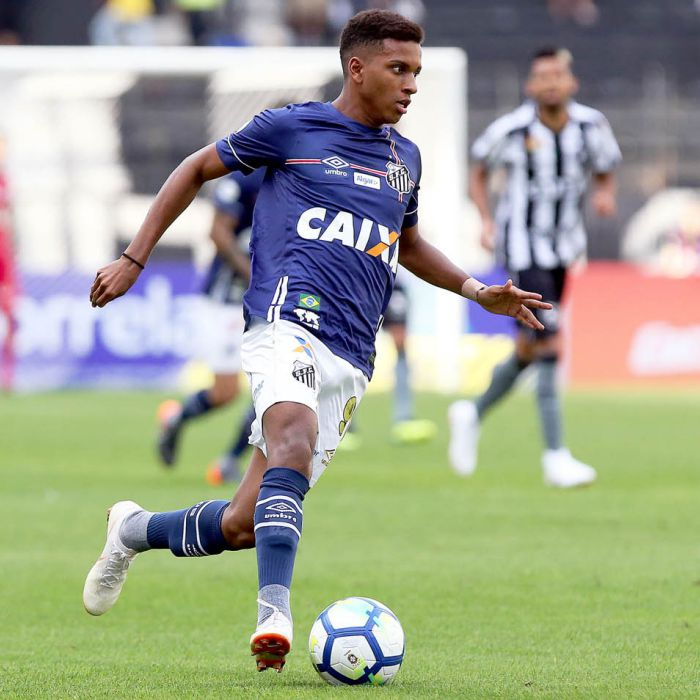 Tite elogia Rodrygo e santista segue no radar da Seleção