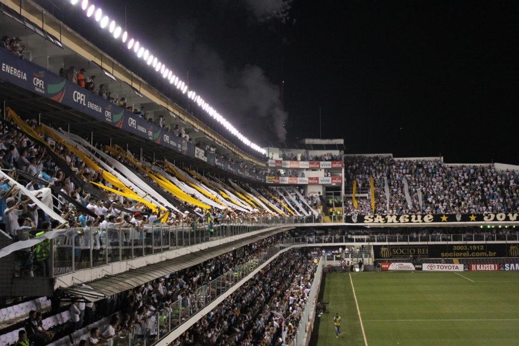 Santos vendeu 5,6 mil ingressos para o confronto deste sábado