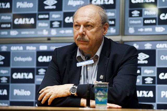 Diretor jurídico troca o Santos pelo Athletico Paranaense