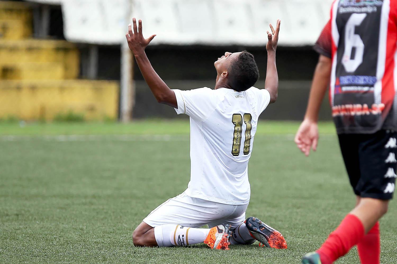 Oficial: Santos pega o Novorizontino nas quartas no sub-15 e sub-17