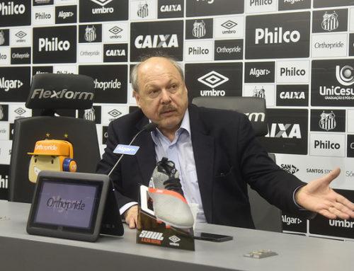 Peres, aprenda com os erros do Cruzeiro