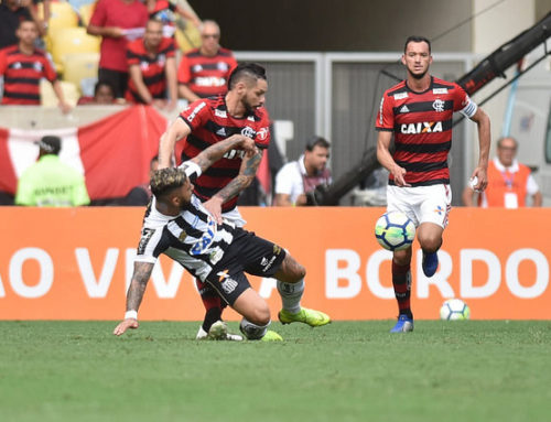 O Santos é um time para a Sul-Americana