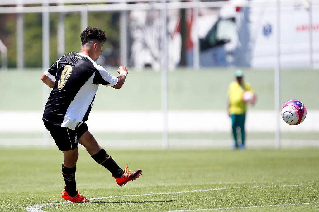 Nos pênaltis, Santos é eliminado na Copinha Sub-14 pelo América
