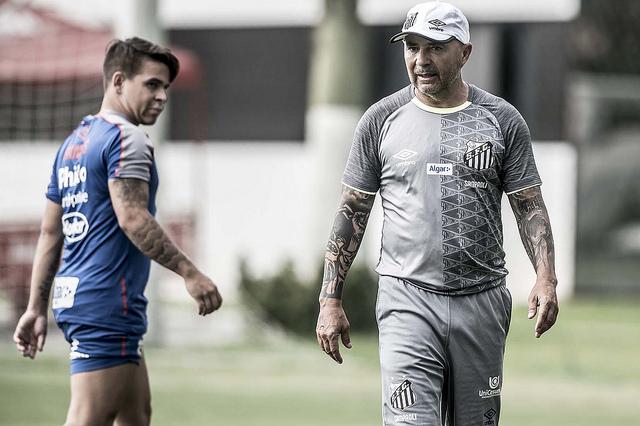 Em provável estreia de Soteldo, Santos visita o São Bento