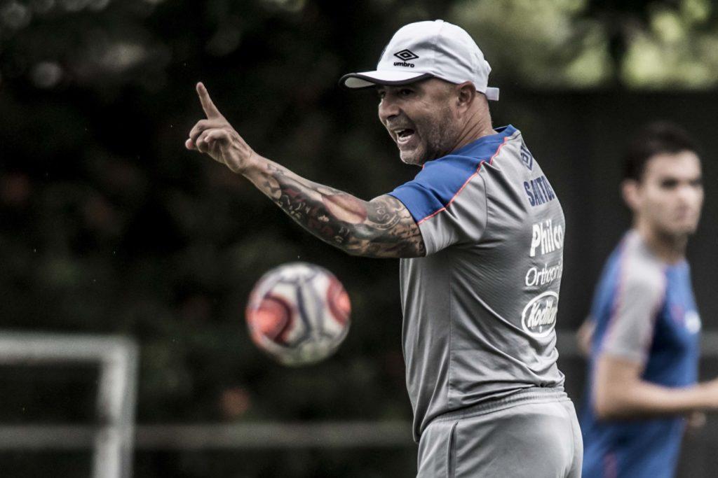 Santos deve ter time quase todo reserva contra o Botafogo