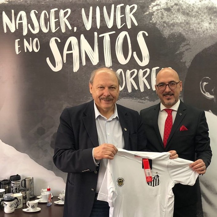 "CEO do Bolton Group sobre parceria com o Santos: ""novo conceito"""