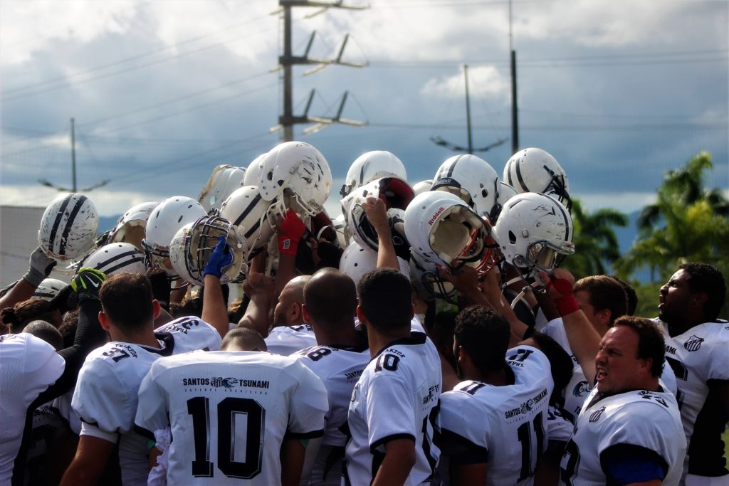 Santos Tsunami dá adeus ao Campeonato Paulista de 2019