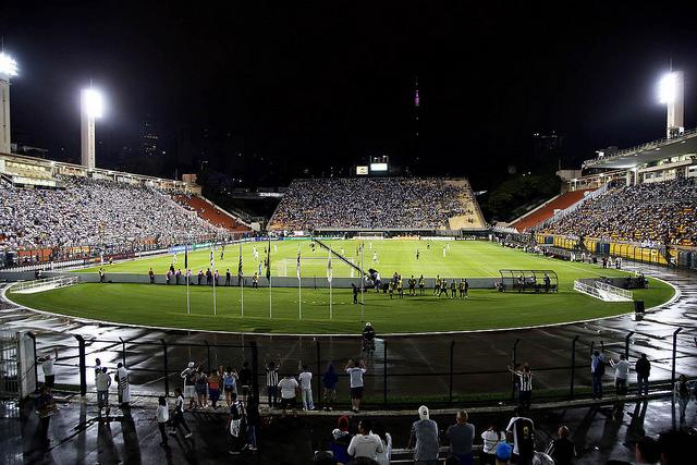 Santos vende 8,5 mil ingressos para o jogo contra o Red Bull