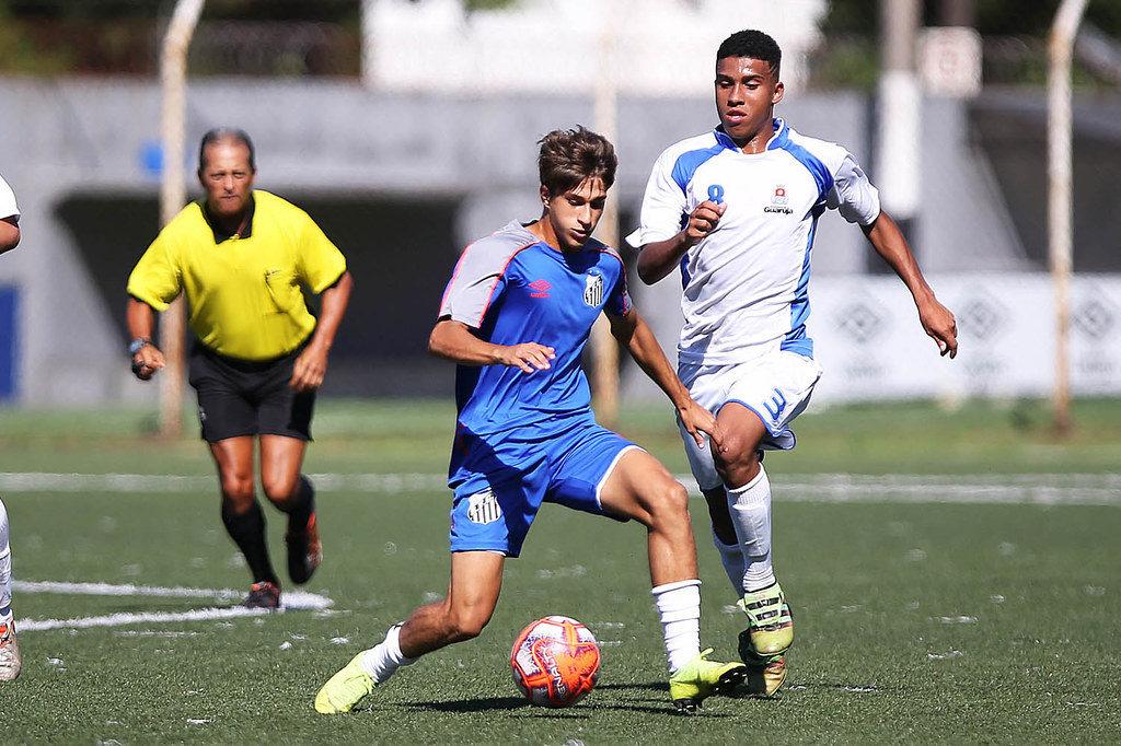 Reforçado, Santos busca reabilitação no Brasileiro Sub-17