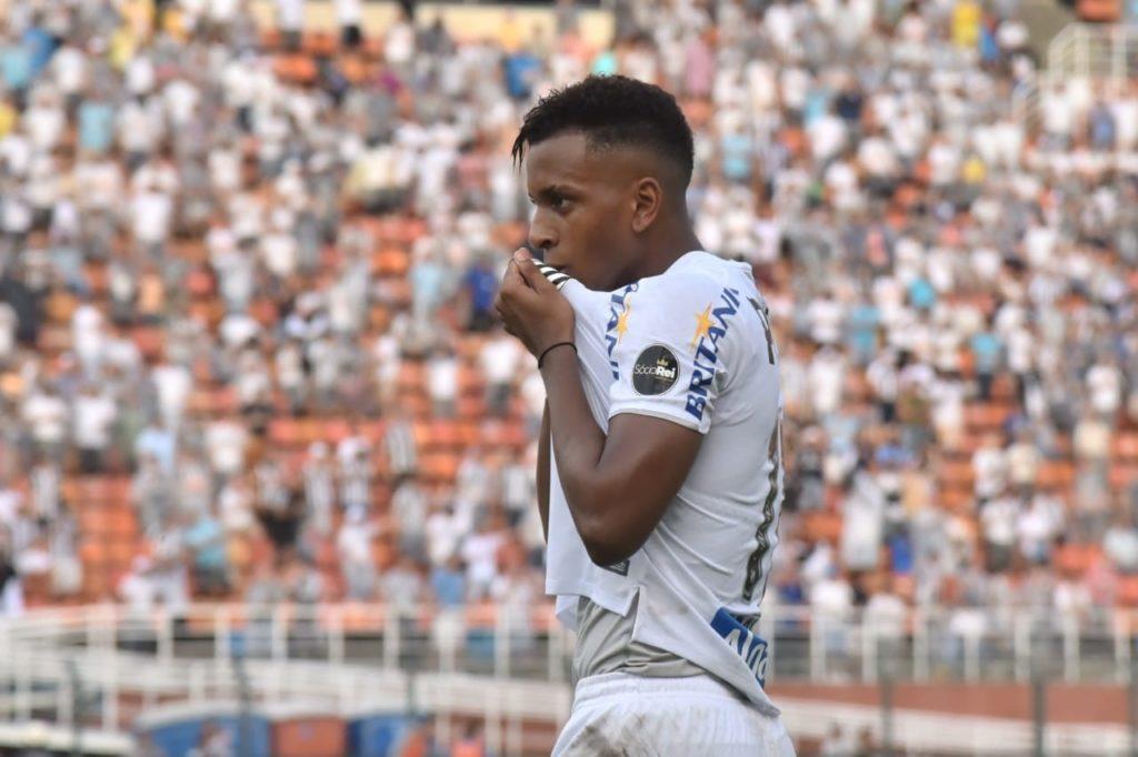 Santos volta a ter espaço na TV Globo nesse Brasileirão