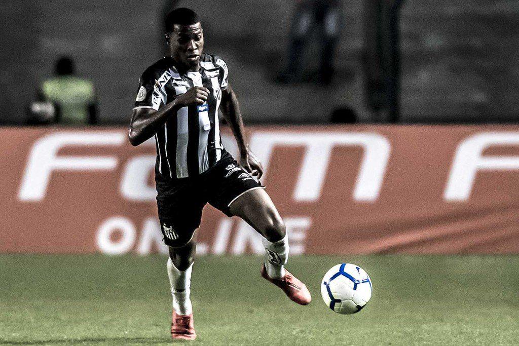 Exclusivo: Jean Lucas viu o Santos como uma grande chance