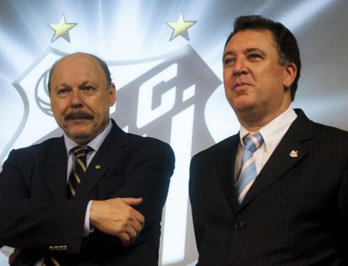 Santos e sua capacidade de gerar as próprias crises