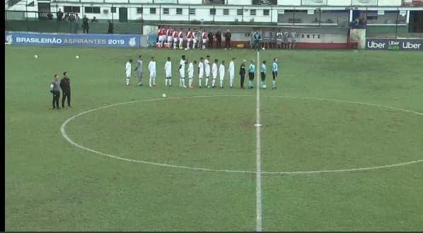 Figueirense dá WO contra o Santos no Brasileiro de Aspirantes