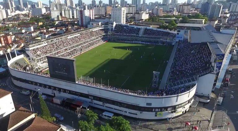 Santos x Inter: Peixe abre venda de ingressos nas bilheterias