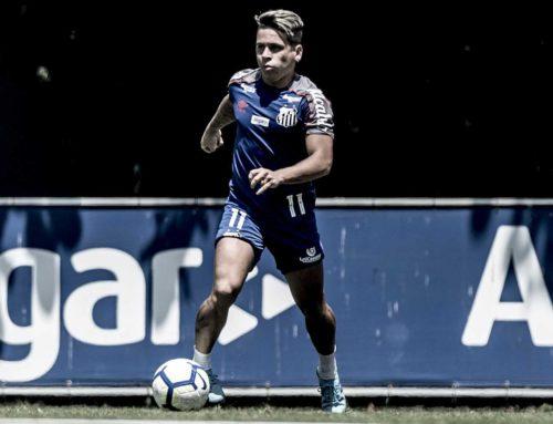 Santos ignora pressão para liberar Soteldo