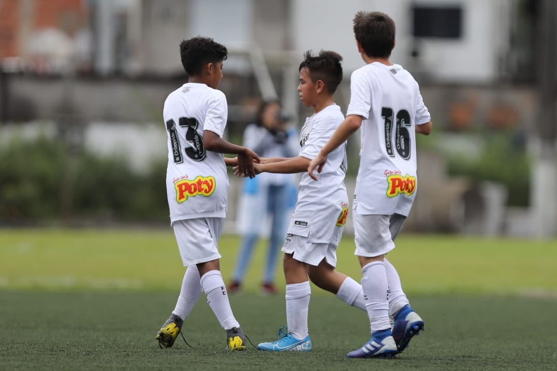 Peixinhos do Sub-11 e Sub-13 classificados no Paulista