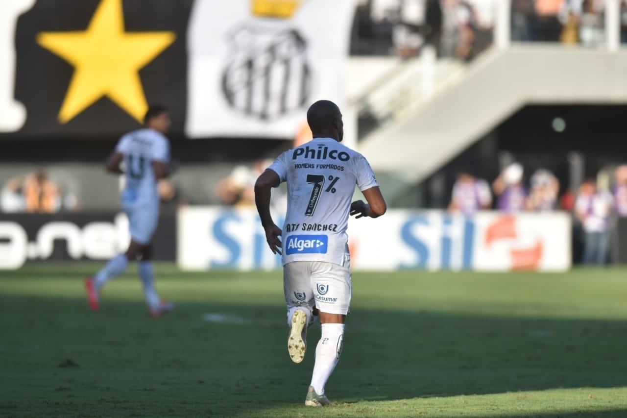 Santos teve segundo maior lucro do ano contra o São Paulo