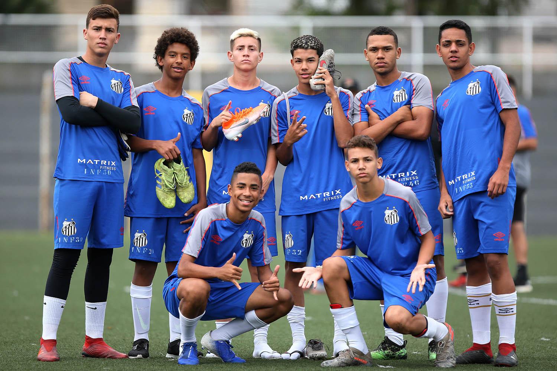Sub-15 do Peixe conhece os adversários da Copa Votorantim