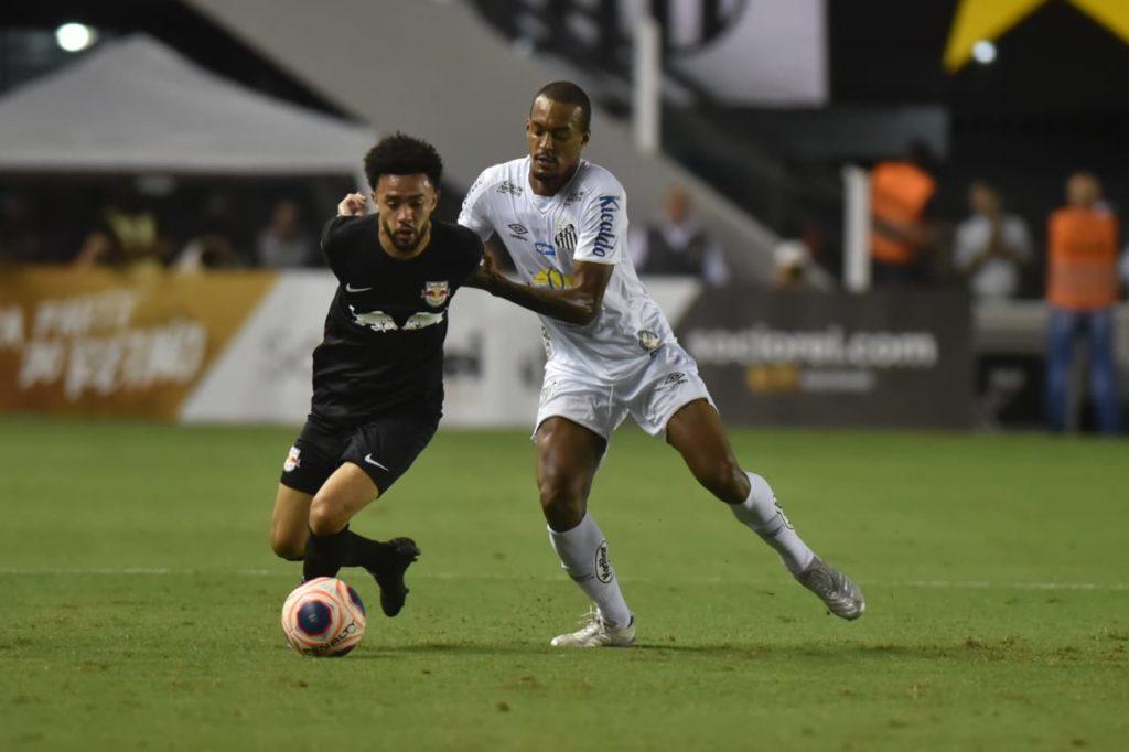 Luiz Felipe vê atuação positiva e diz que Santos pode aprender com empate