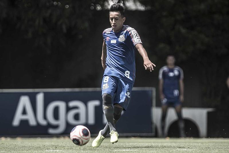 Santos não paga parcela de Cueva, mas alega estar atuando em conjunto com time russo