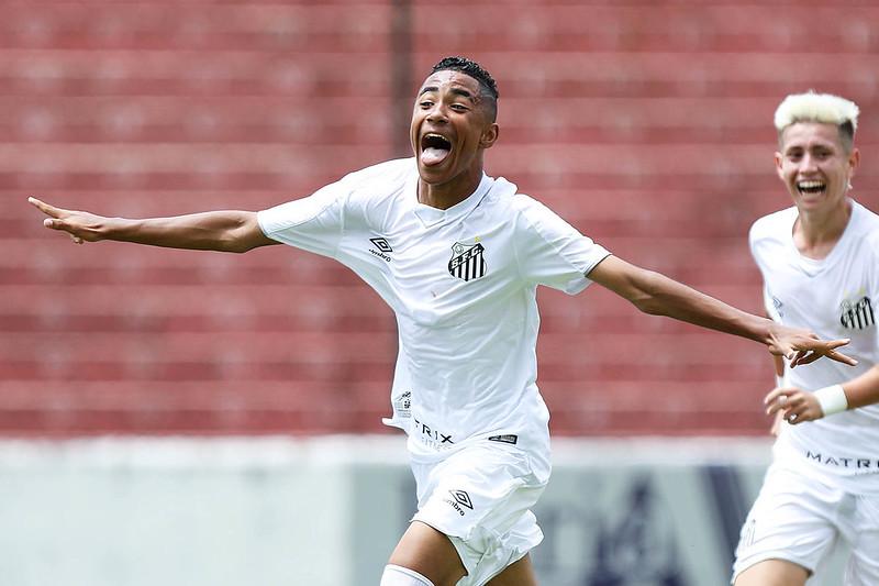 Promessa santista é convocada para a Seleção Sub-16