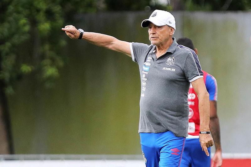 Santos tem a 14ª melhor campanha entre times da Série A em 2020