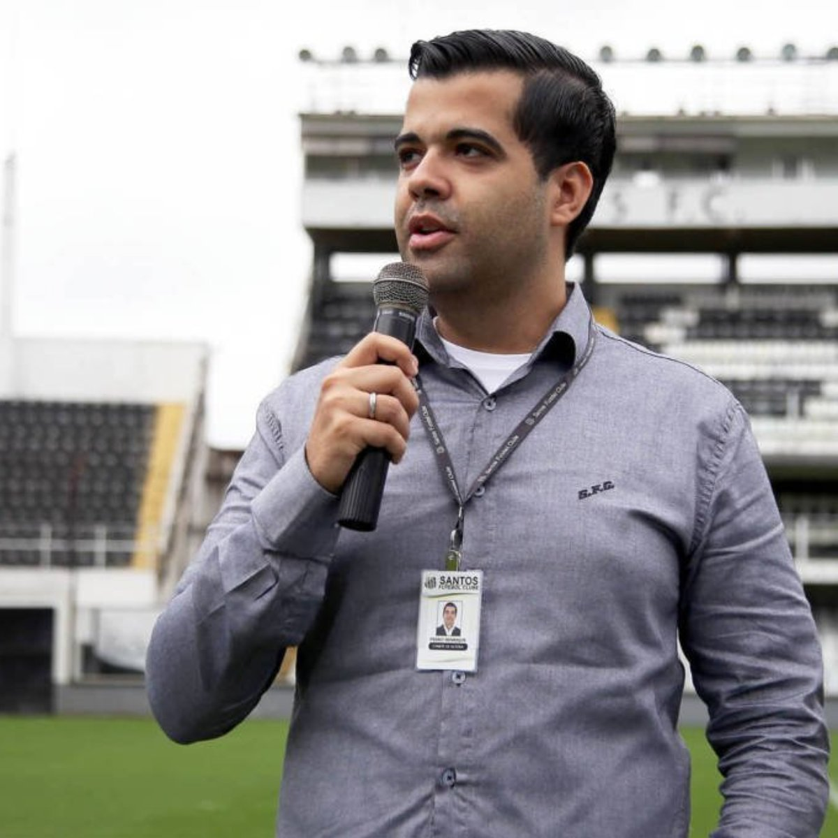 CG do Santos tenta travar processo de impeachment na Justiça. Liminar é negada