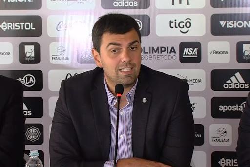 Presidente do Olimpia é suspenso pela Fifa por manipulação de resultados