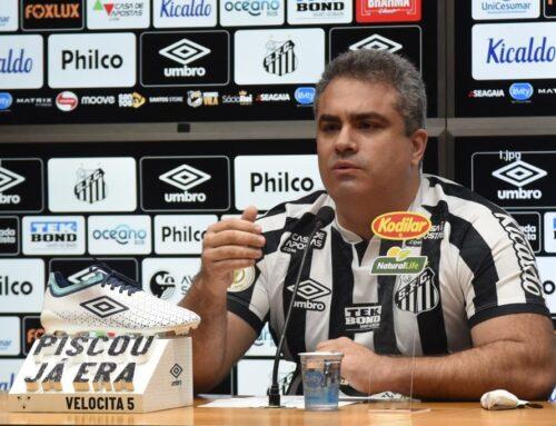 Eleições em risco no Santos