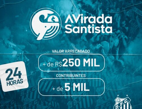 Malfeita, Vaquinha do Santos é sucesso