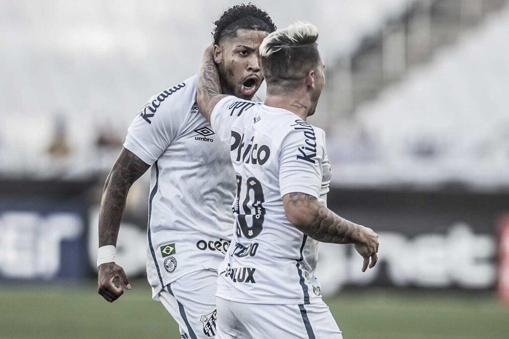 Único setor inteiro! Santos terá trio de ataque titular contra a LDU