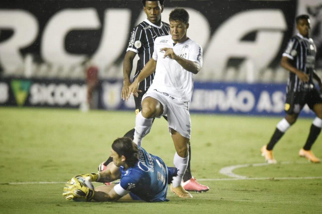 Globo pede e CBF altera data do clássico entre Santos e Corinthians