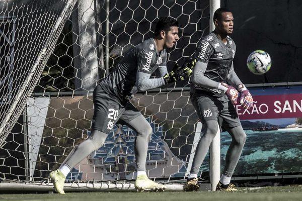 Goleiros do Santos não defendem pênalti há quase dois anos