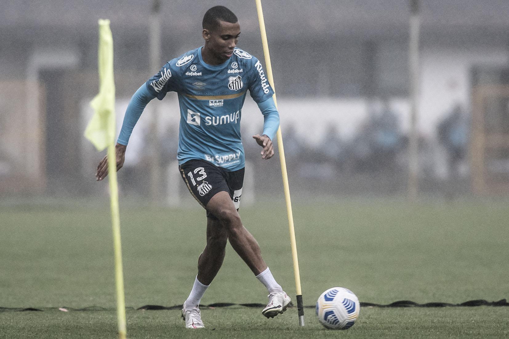 Santos espera contar com retorno de lesionados contra o Juventude